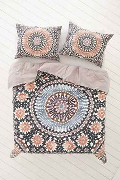 Housse de couette Moroccan Magical Thinking - Urban Outfitters