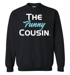 Funny Cousin Blue