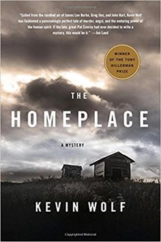Amazon.com: The Homeplace: A Mystery (9781250103161): Kevin Wolf: Books