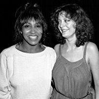 Susan Sarandon and Tina Turner
