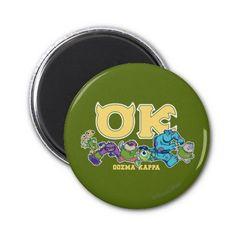 OK - OOZMA KAPPA  2 MAGNET $3.65