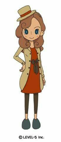 27th July 2016: Level 5 revealled Lady Layton; their fothcoming 3DS game, featuring Prof Layton's daughter, Catriel Layton. Game will 1st be release in Japan at Spring 2017; translate or localise to English around '18-'19. :-(