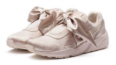 FENTY PUMA by Rihanna Trinomic Bandana Satin Sneaker, Pink