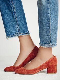 Shop the Best Céline-Inspired Heels via @WhoWhatWear