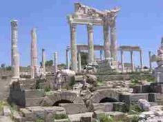 Mausoleum at Halicarnassus-ancient wonder.  Done 2014