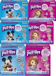 Huggies Pull-Ups Training Pants Cool-n-Learn for Boys & GIrls - Your Choice! - http://baby.goshoppins.com/diapering/huggies-pull-ups-training-pants-cool-n-learn-for-boys-girls-your-choice/