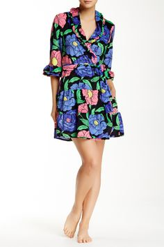 Terry Robe by Betsey Johnson on  nordstrom rack Nordstrom Rack ccf4f59ed