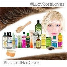 What's your favourite #haircare product from Lucy Rose? #LucyRoseLoves #NaturalHairCare