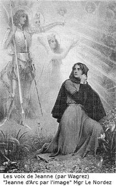 Jeanne d'Arc- Henri Wallon - Le départ