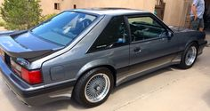 1987 Saleen !!! Our baby Sally foxbody mustang real