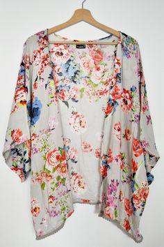 Kimonos largos de MarartClothing en Etsy