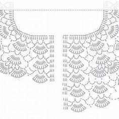 Crochet Vest Pattern Knit Crochet Crochet Patterns Crochet Baby Booties Baby Girl Crochet Crochet For Kids Baby Knitting Hand Embroidery Baby Dress Image gallery – Page 377528381262495945 – Artofit Col Crochet, Gilet Crochet, Crochet Vest Pattern, Crochet Diagram, Crochet Stitches, Free Crochet, Crochet Patterns, Baby Knitting Patterns, Crochet Ideas