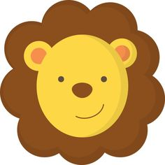 minus say hello animalitos pinterest clip art babies and rh pinterest com baby lion face clipart baby lion clipart free