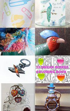 Rainbows! by Gabbie on Etsy--Pinned with TreasuryPin.com