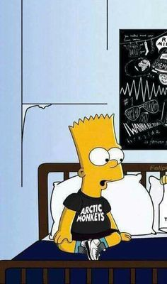 Bart e Lisa The Simpsons, Simpsons Quotes, Arctic Monkeys, Best Friend Wallpaper, Couple Wallpaper, Tumblr Wallpaper, Wallpaper S, Supreme Wallpaper, Screen Wallpaper