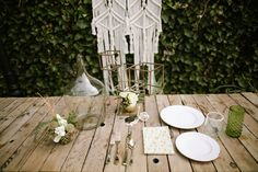 we love this styled shoot with eclectic inspiration from the summer #myweddingmag - come on in, the party's waiting! | Our Love is Loud & Hey! Party Collective