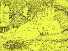 O ilustrador Philipe Sidartha exibe seus desenhos na Casa do Cachorro Preto. Saiba mais