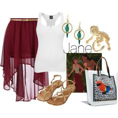 """Jane"" by ellalea on Polyvore"