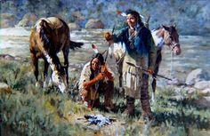 Hank Ford's Native American paintings Native American Paintings, Native American Artists, Indian Paintings, Native American Indians, Native American Warrior, American Spirit, Eskimo, Indian Heritage, Western Theme