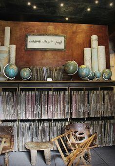Print shop - Rue Vivienne | Flickr - Photo Sharing!