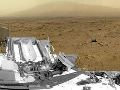 Billion-Pixel View From Curiosity at Rocknest, Raw Color  http://www.nasa.gov/mission_pages/msl/multimedia/pia16919.html  Credit: NASA/JPL-Caltech/MSSS