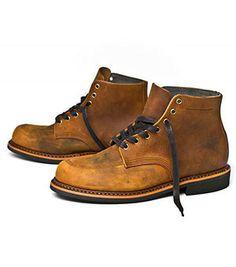 Davis Boot (Light Brown)