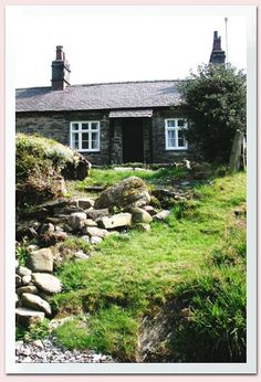 Traditional Welsh Longhouse in the heart of Snowdownia.