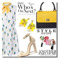 """""""Style Guide"""" by edita-n ❤ liked on Polyvore featuring J.Crew, Spring, dress and watch"""