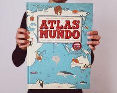 Este libro te permitirá hacer un increíble viaje alrededor del mundo.  55 mapas a doble página de 46 países y 6 continentes. Más de 4.000 minuciosas miniaturas, de las más altas montañas a los insectos más pequeños.  Un maravilloso libro ilustrado para lectores inquietos y curiosos, con más de diez premios internacionales.  ¡Buen viaje!
