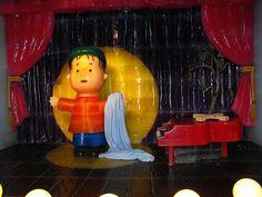 Linus in ice