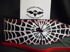 Black Widow Design Rugged Wrapz