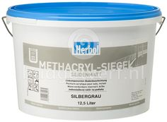 Herbol Methacryl Siegel voordelig bestellen bij Budgetverf.nl voor de keldervloer
