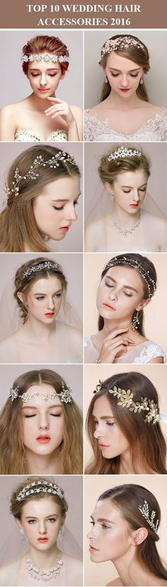 Unique Hair Accessories & Headbands top 10 wedding hair accessories, wedding hairpieces and wedding headbands for 2016 from /tullechantilly/ Bohemian Hairstyles, Unique Hairstyles, Wedding Hairstyles, Bohemian Hair Accessories, Wedding Hair Accessories, Girly, Bohemian Headband, Wedding Hair And Makeup, Hair Wedding