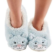 Snoozies Womens Lightweight Wavy Stripe Boho with Bow Slipper Socks *** Be sure to check out this awesome product. (This is an Amazon affiliate link)