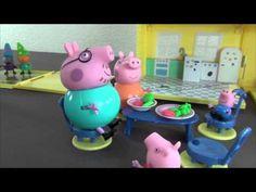 Peppa Pig en español. Peppa Pig tiene los cumpleaños. Los amigos de Peppa hacer un regalo secreto.  Más vídeos: https://www.youtube.com/user/MsYagodkina/videos