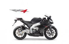 Moto APRILIA RS4 125, Paradise Moto, Concessionnaire MV Agusta, Triumph et MBK, Paris Etoile