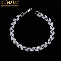 New Trendy 2017 Unique Zirconia Jewelry Silver Plated Leaf Charm AAA+ CZ Crystal Female Bracelets Bangles For Women CB060     Tag a friend who would love this!     FREE Shipping Worldwide     Buy one here---> http://jewelry-steals.com/products/new-trendy-2017-unique-zirconia-jewelry-silver-plated-leaf-charm-aaa-cz-crystal-female-bracelets-bangles-for-women-cb060/    #hoop_earrings