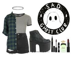 Sad Ghost Club by yun-yun on Polyvore