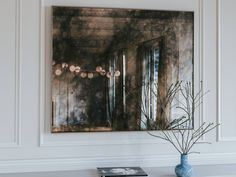 Finding the perfect antiqued mirror can be tough. This article shows you where to find antiqued mirror tiles, wall mirrors, and antiqued mirror panels. Large Vintage Mirror, Antique Mirror Tiles, Old Mirrors, Antiqued Mirror, Art Deco Mirror, Wood Framed Mirror, Wall Mirror, Framed Wall, Wall Art