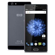 [Elephone Boutique Officielle] Elephone M2 4g LTE - FDD 5.5 Pouce IPS FHD, Octa Core Fingerprint, 3GB Ram, 32GB Rom, 13MP Caméra, Hotspot,…