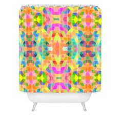 Lisa Argyropoulos Reflections Shower Curtain | DENY Designs Home Accessories