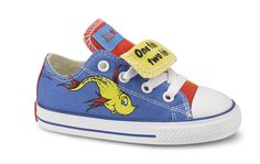 Converse Goes Seuss