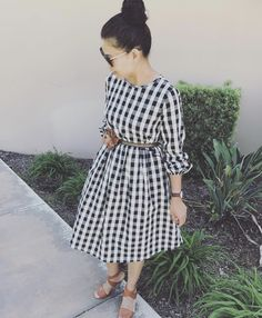 Thank you for sharing @soo.lady.like ❤️ you look absolutely adorable in our Addison dress! This dress is still available in S & M. It does run big so if your a large a medium will work! ❤️