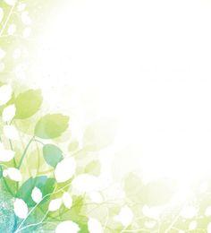 spring-vector-background