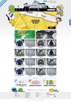 Superstar-Originals.pl - e-commerce design
