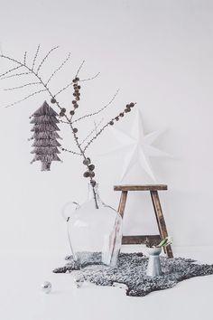 Decoracion nordica navideña