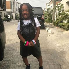 Photos: Annie Idibia celebrates youngest daughter Olivia as she turns 3