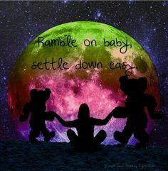 Ramble On..