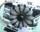 San Antonio SPURS Flower Power Belt