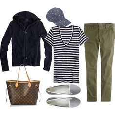 Prefect summer casual outfit